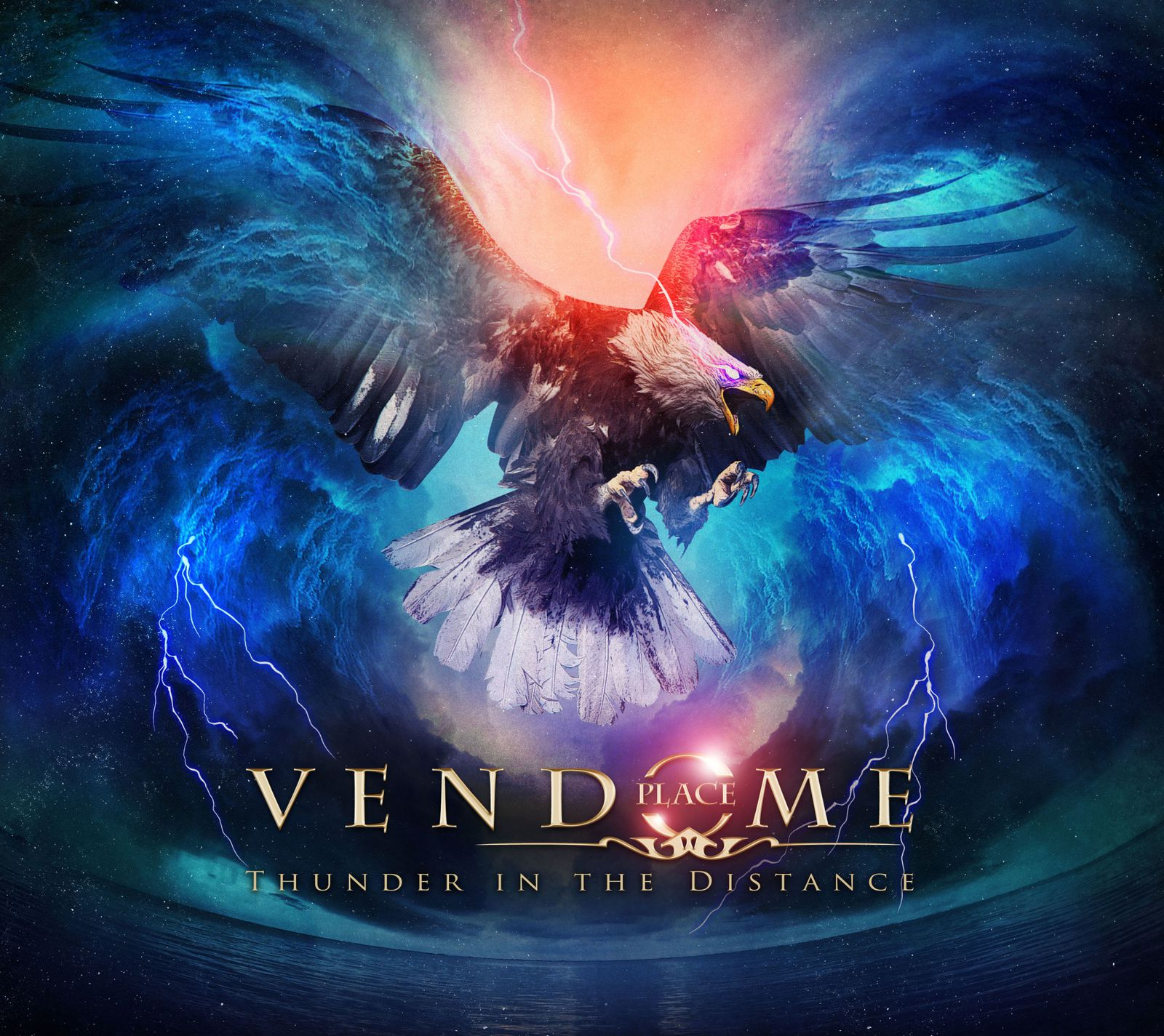 """CD review PLACE VENDOME """"Thunder in the distance"""""""