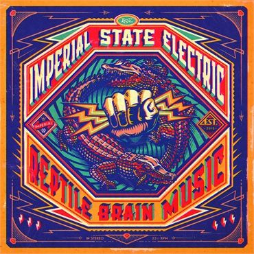 New album from IMPERIAL STATE ELECTRIC