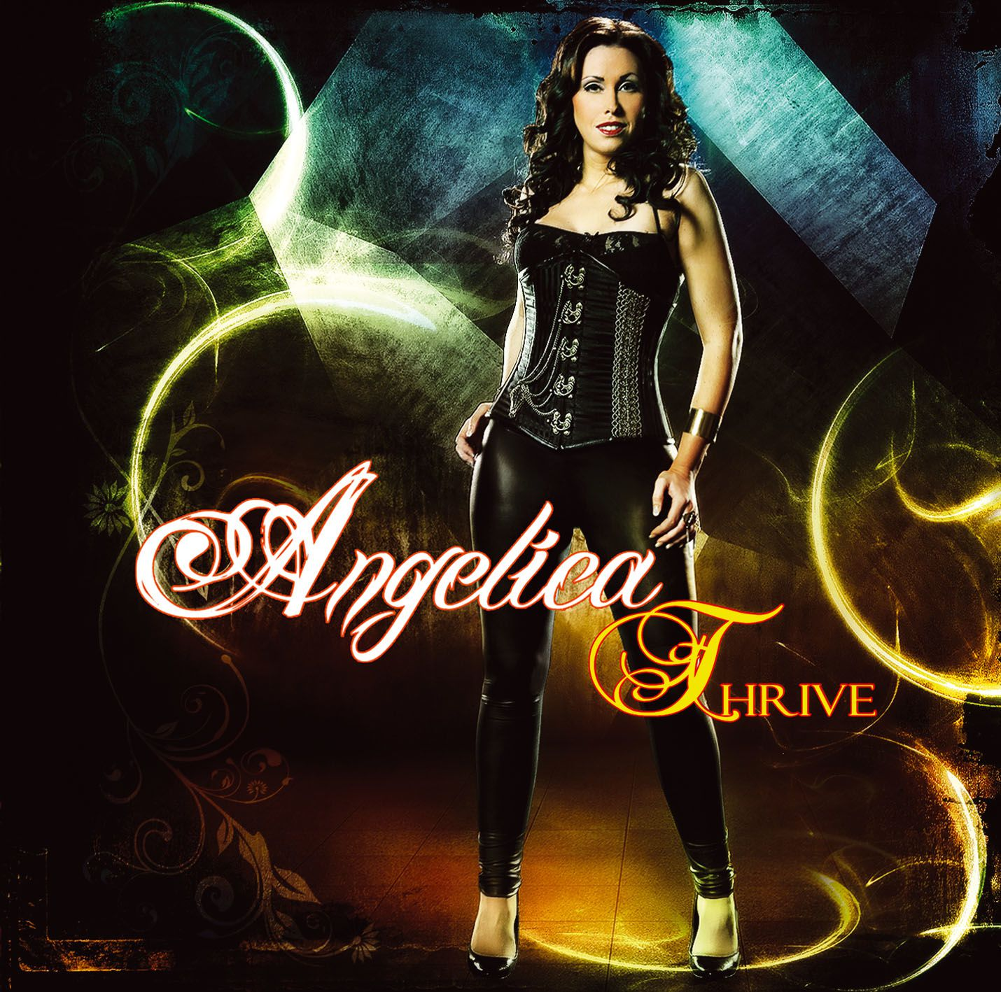 """CD review ANGELICA """"Thrive"""""""