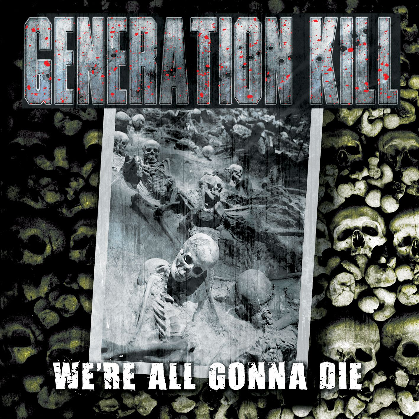 """CD review GENERATION KILL """"We're all gonna die"""""""