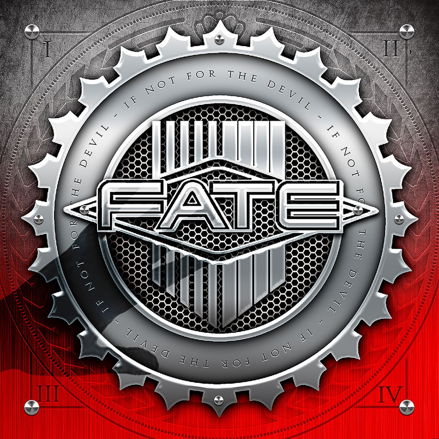 """CD review FATE """"If not for the devil"""""""