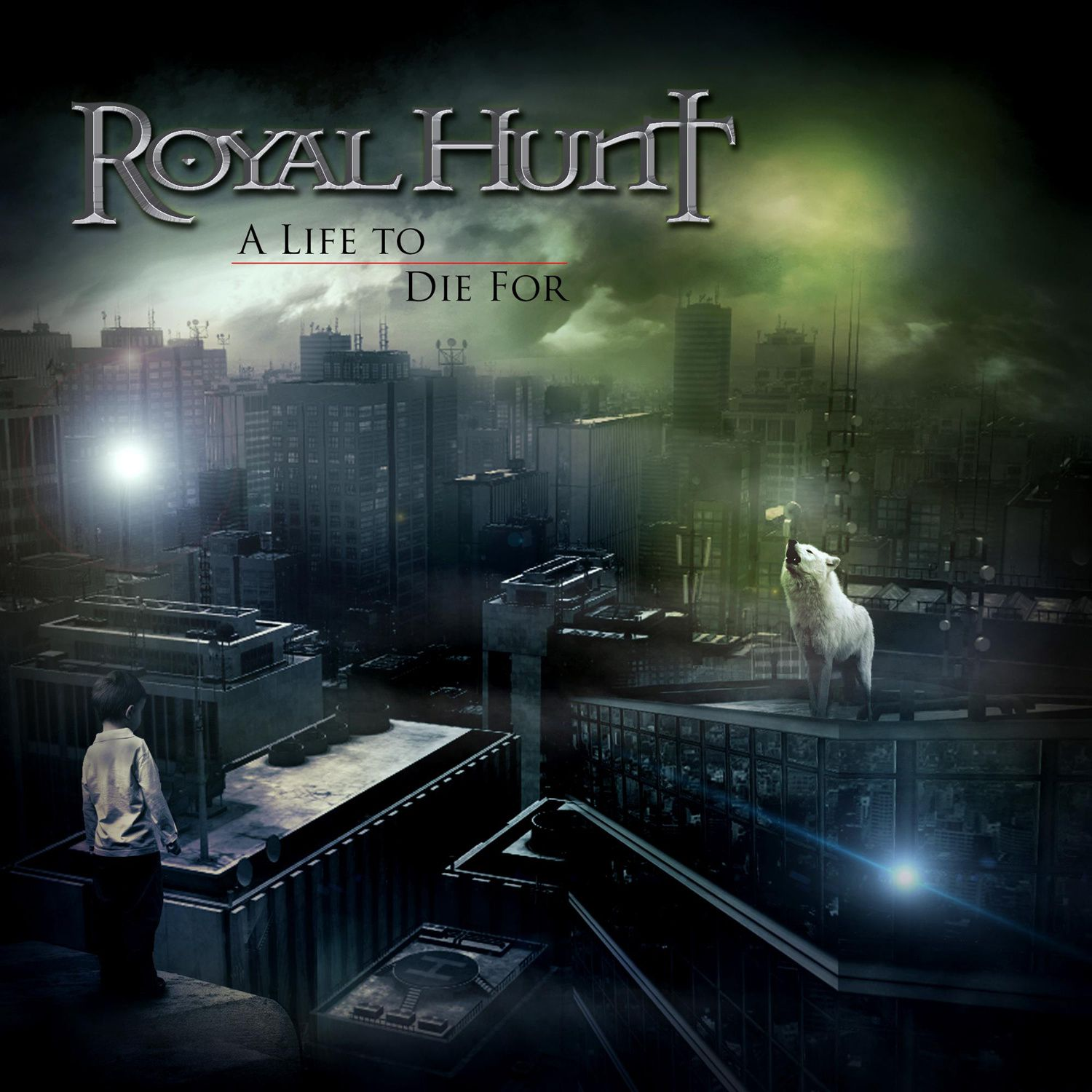 """CD review ROYAL HUNT """"A life to die for"""""""