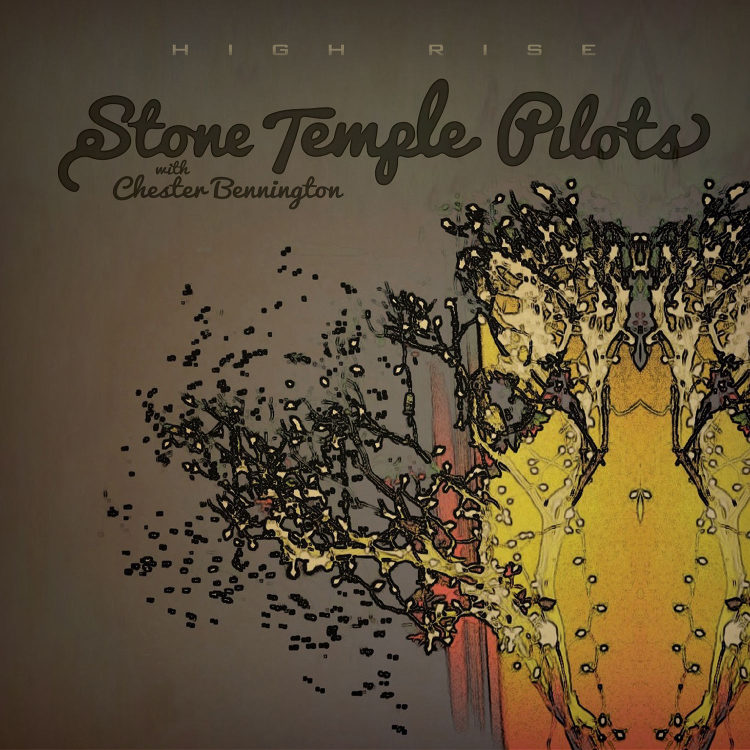 """CD review STONE TEMPLE PILOTS """"High rise"""" EP"""