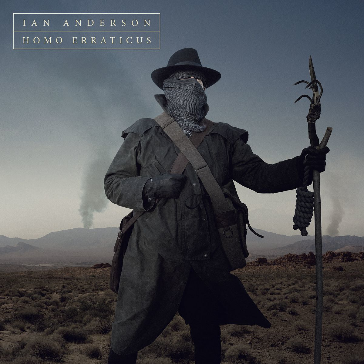 New album from IAN ANDERSON