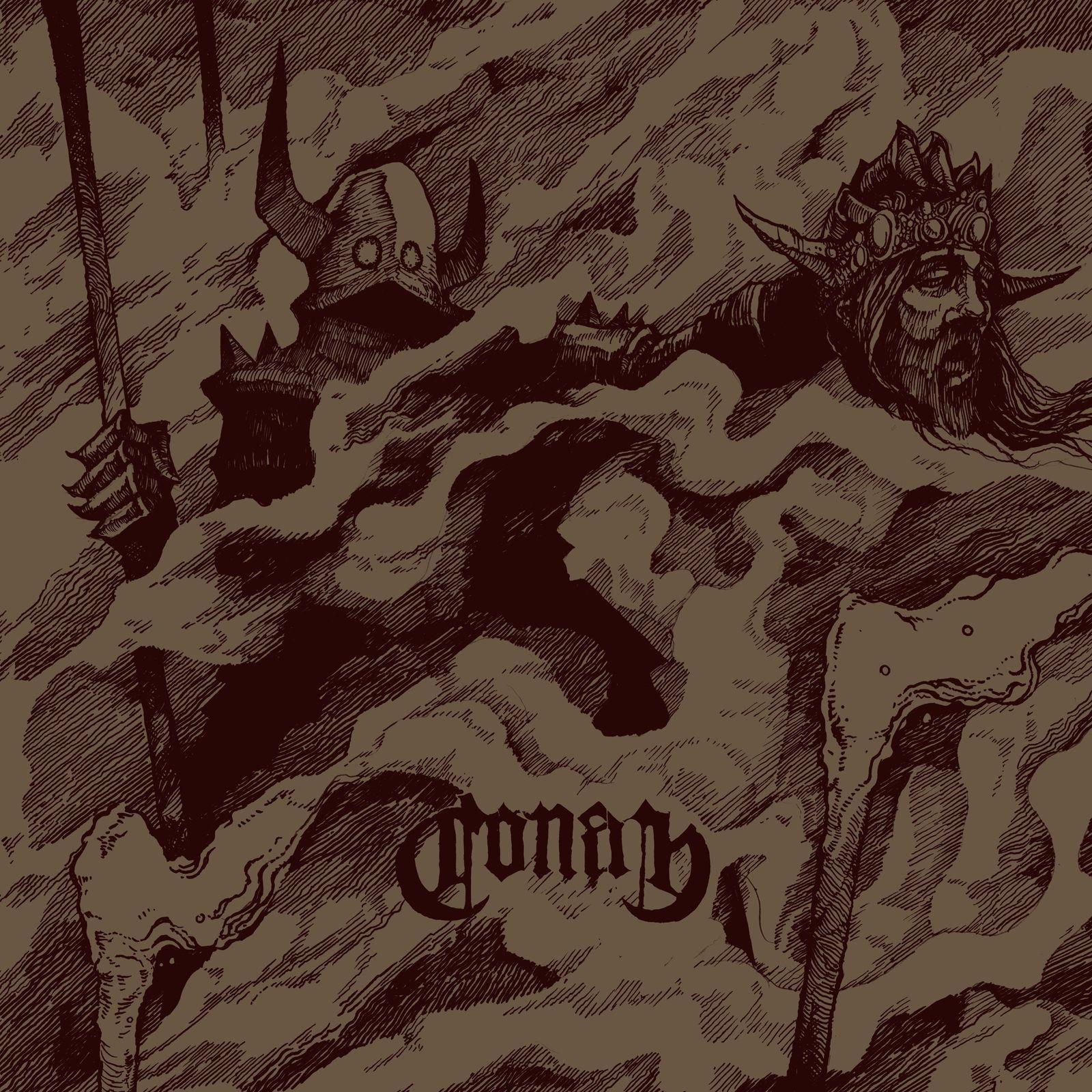 "CD review CONAN ""Blood eagle"""