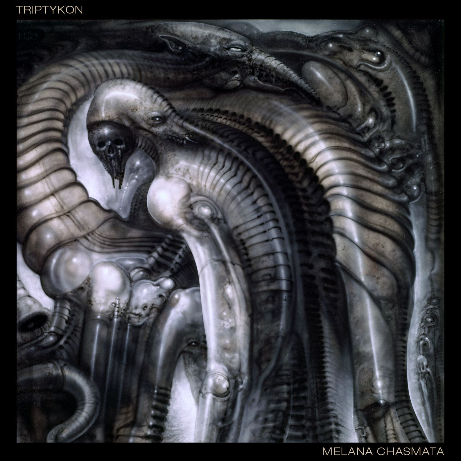 Cover from the coming TRIPTYKON album