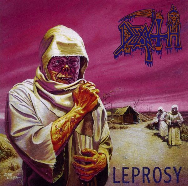 """Remastered version of DEATH classic """"Leprosy"""""""