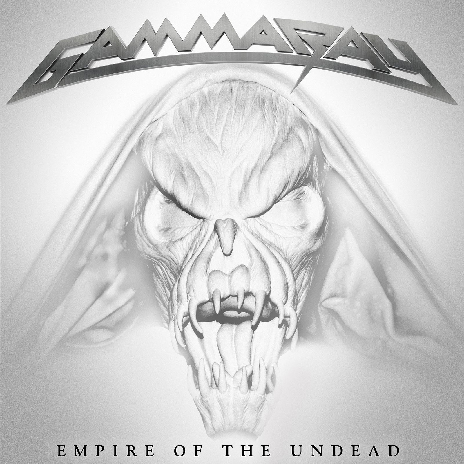 """CD review GAMMA RAY """"Empire of the undead"""""""