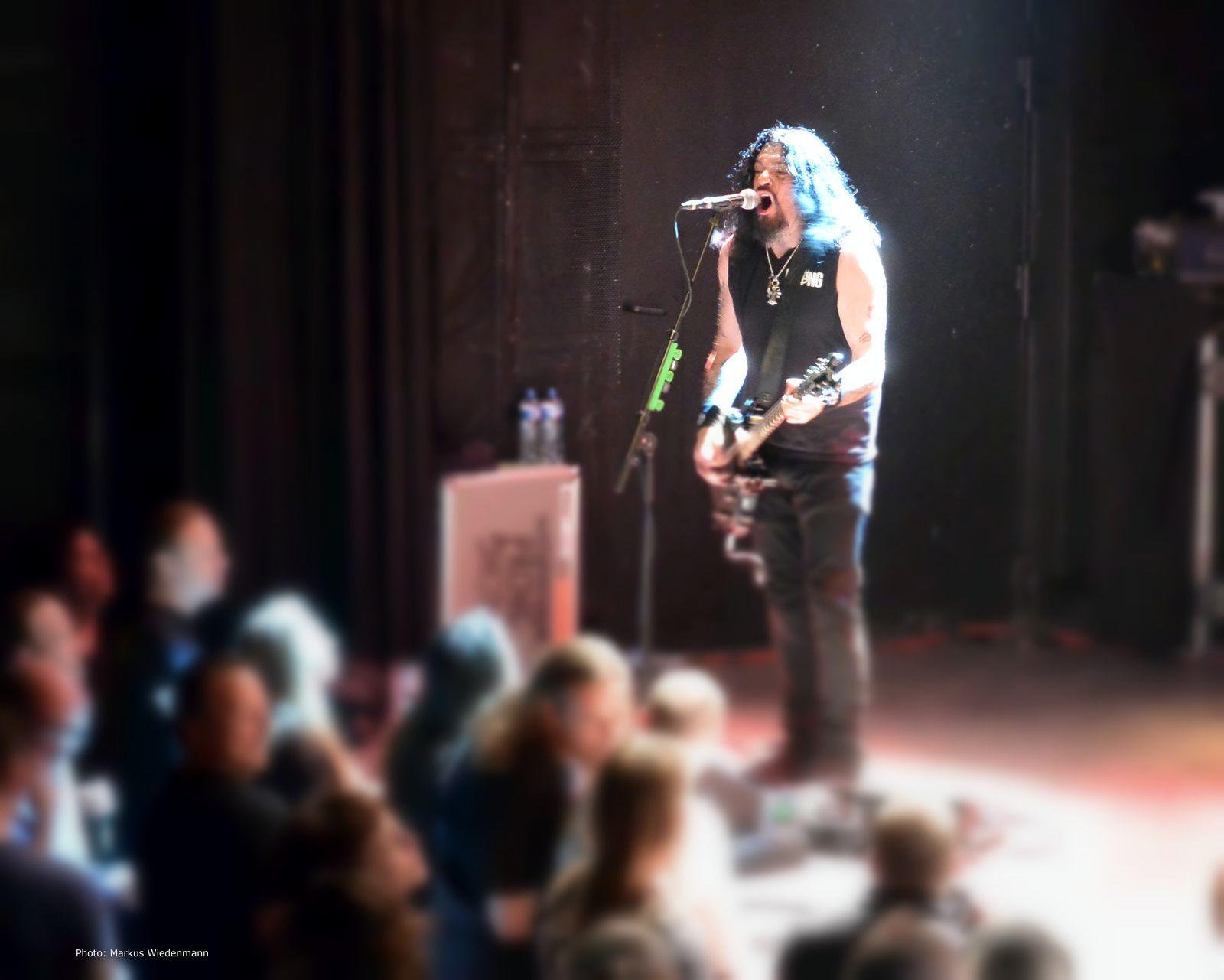 Live review PRONG/KLOGR, Patronaat, Haarlem 27.03.2014