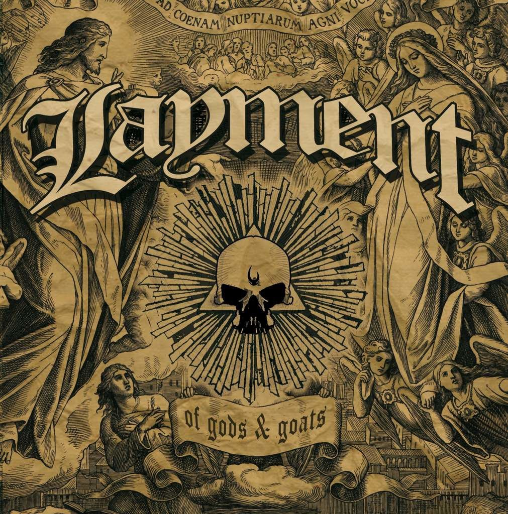"""CD review LAYMENT """"Of Gods and goats"""""""