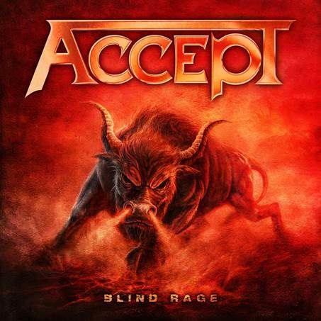 Cover from the next ACCEPT album