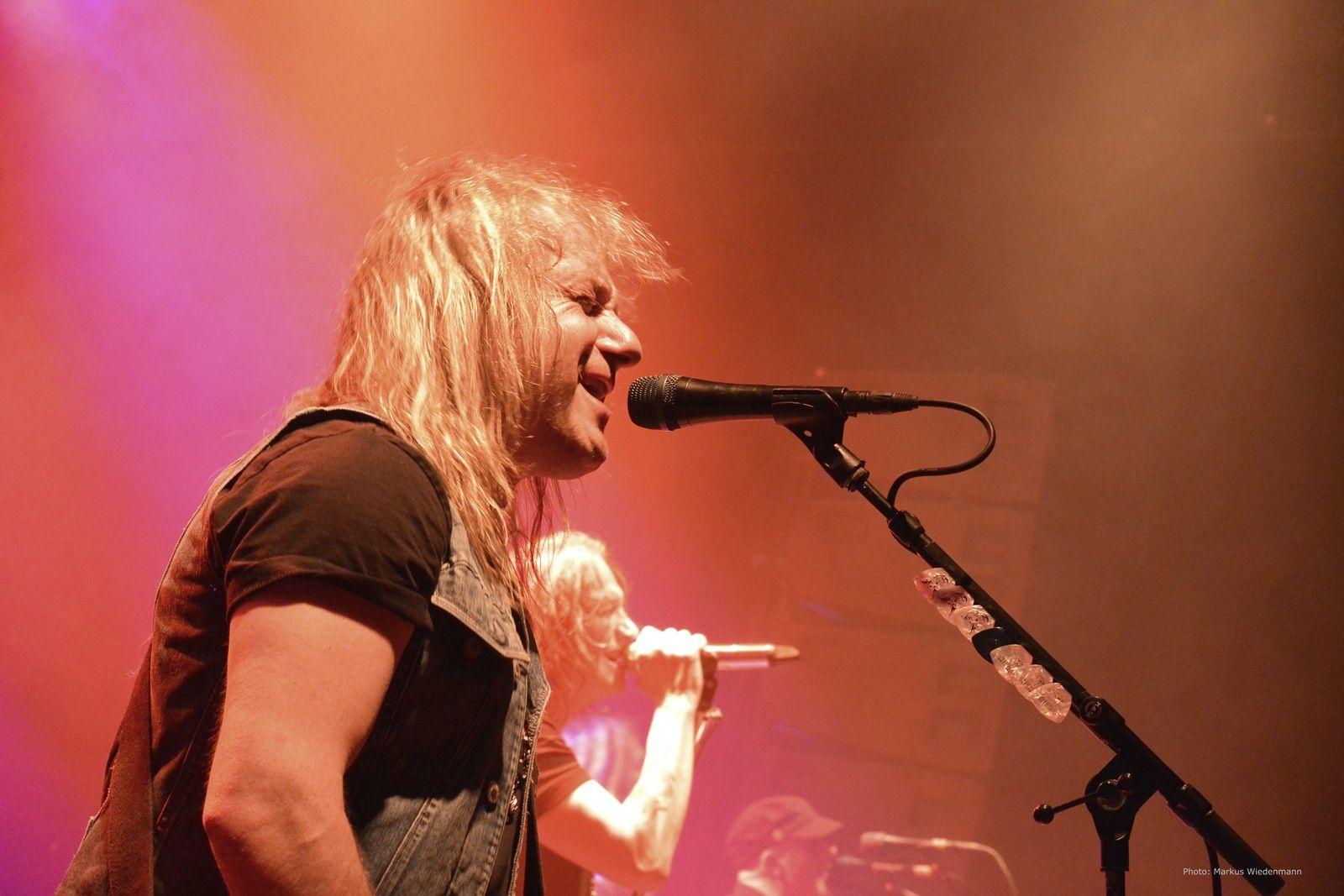 Live review GOTTHARD, De Boerderij, The Netherlands, 08.04.2014