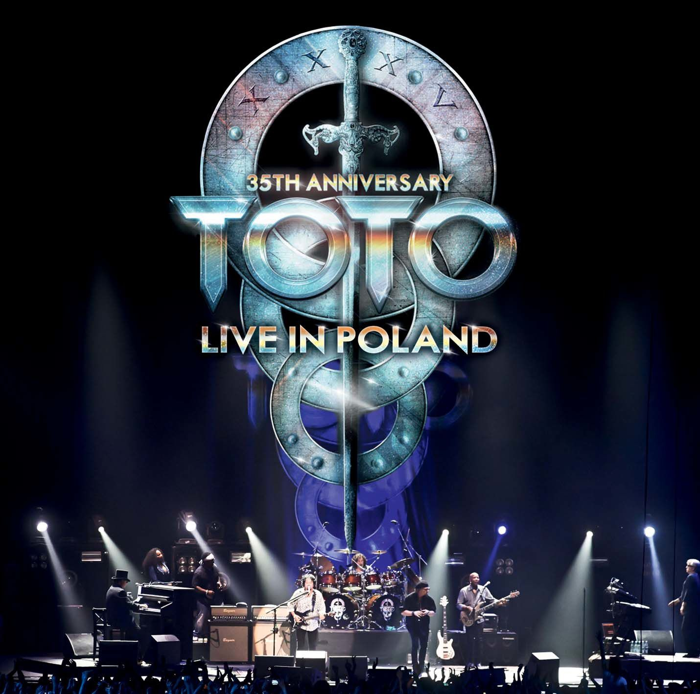 """CD review TOTO """"35th anniversary - live in Poland"""""""
