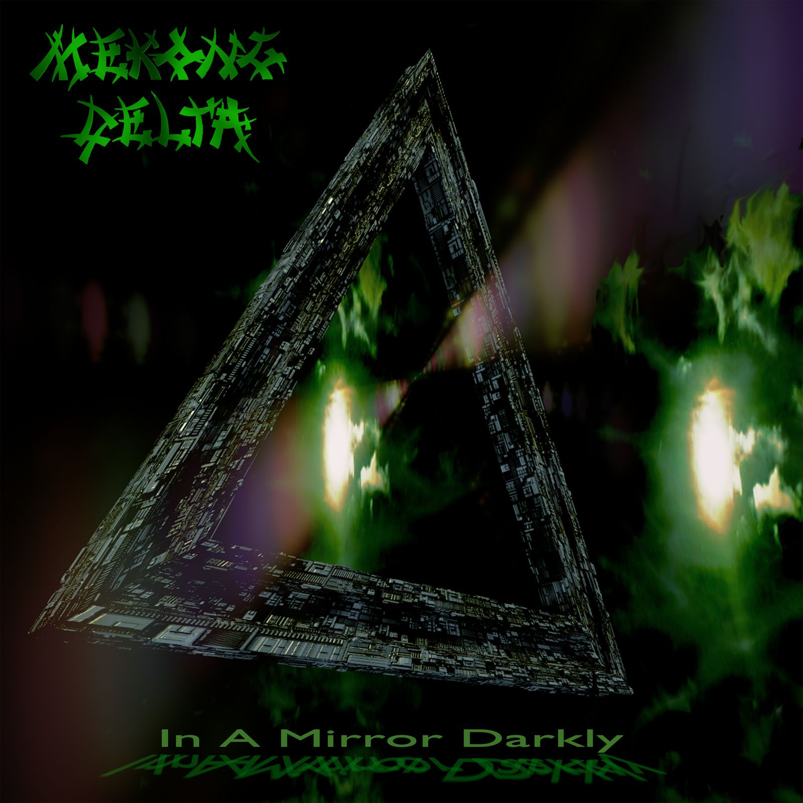 """CD review MEKONG DELTA """"In a mirror darkly"""""""