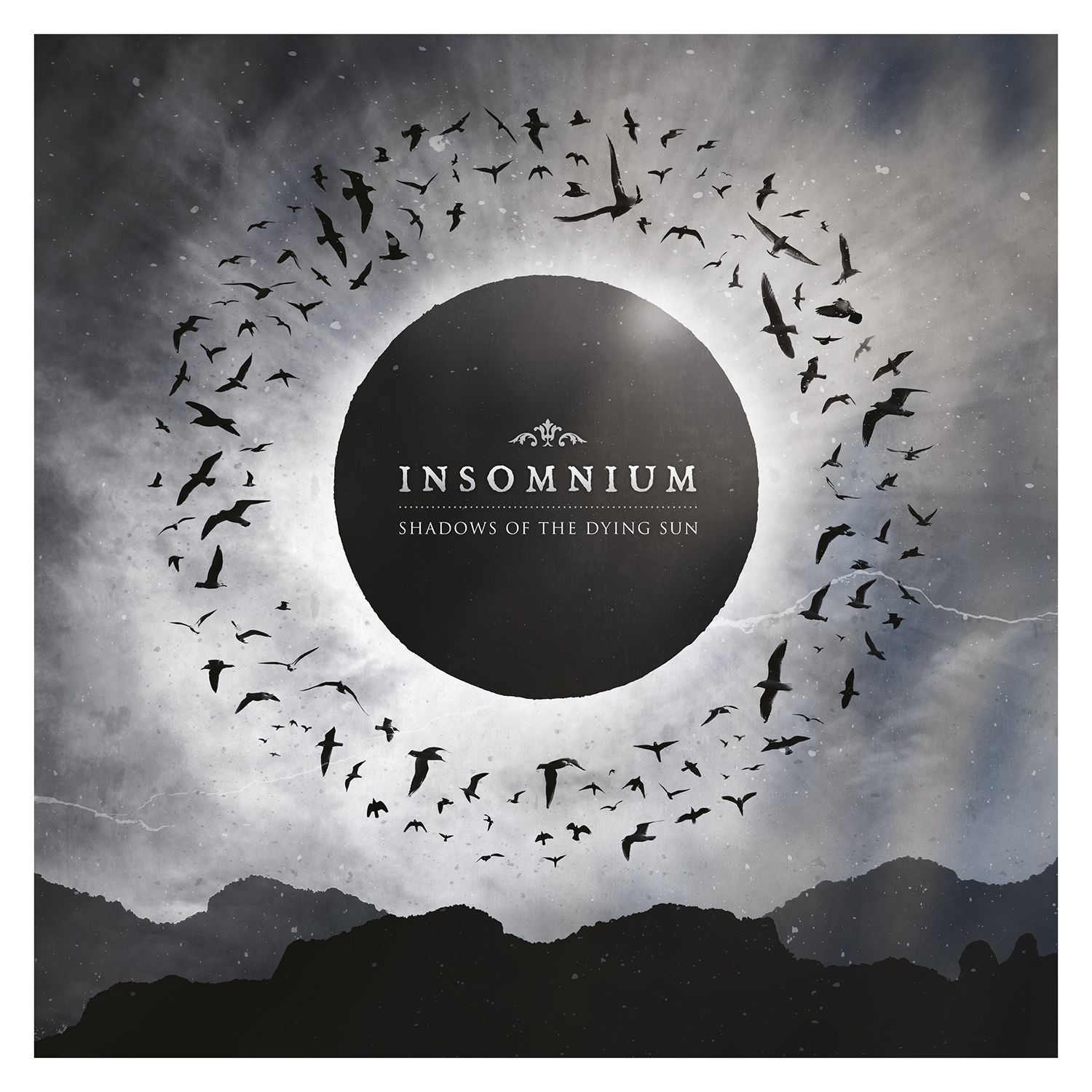 """CD review INSOMNIUM """"Shadows of the dying sun"""""""