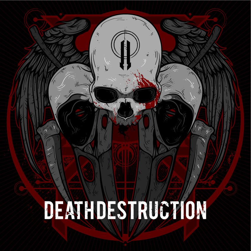"CD review DEATH DESTRUCTION ""II"""