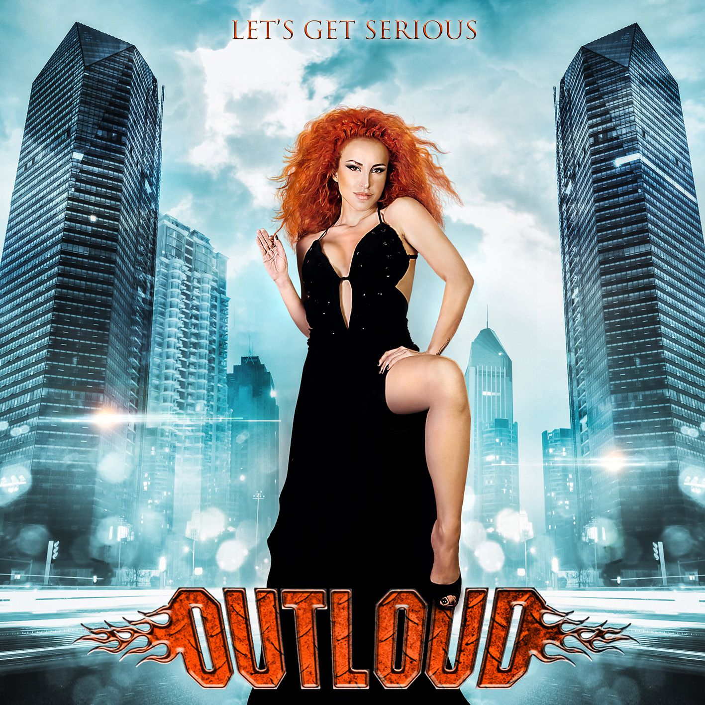"""CD review OUTLOUD """"Let's get serious"""""""