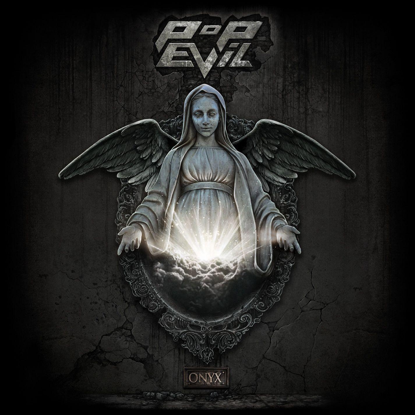"CD review POP EVIL ""Onyx"""