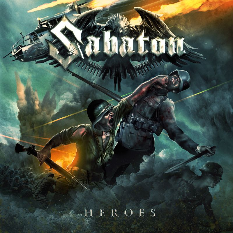 "CD review SABATON ""Heroes"""