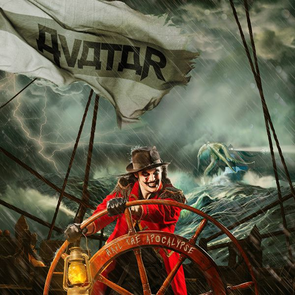 """CD review AVATAR """"Hail the apocalypse"""""""