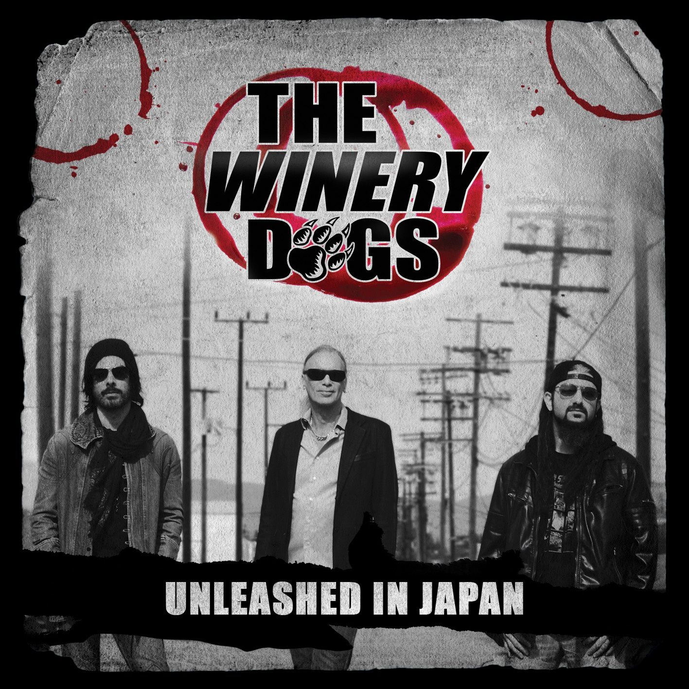 """CD review THE WINERY DOGS """"Unleashed in Japan - Live"""""""