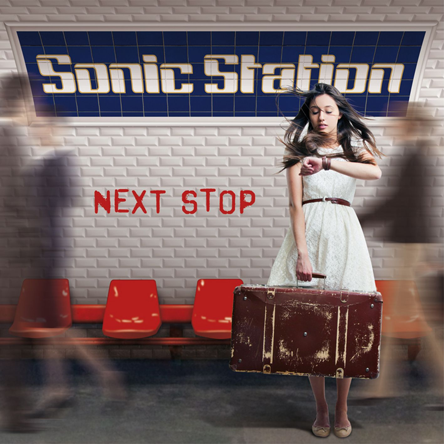 """CD review SONIC STATION """"Next stop"""""""