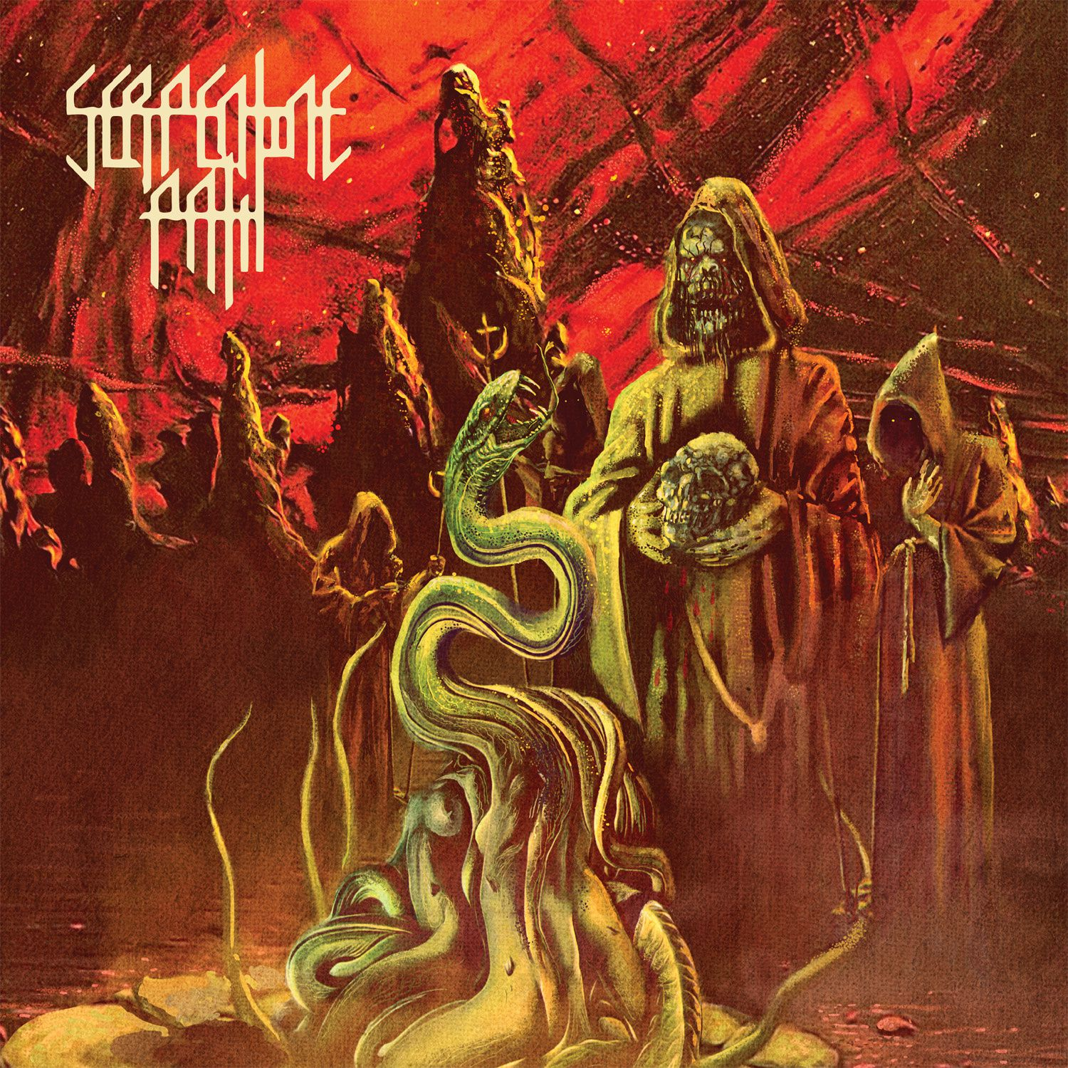 """CD review SERPENTINE PATH """"Emanations"""""""