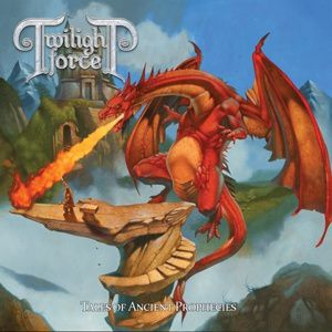 """CD review TWILIGHT FORCE """"Tales of ancient prophecies"""""""