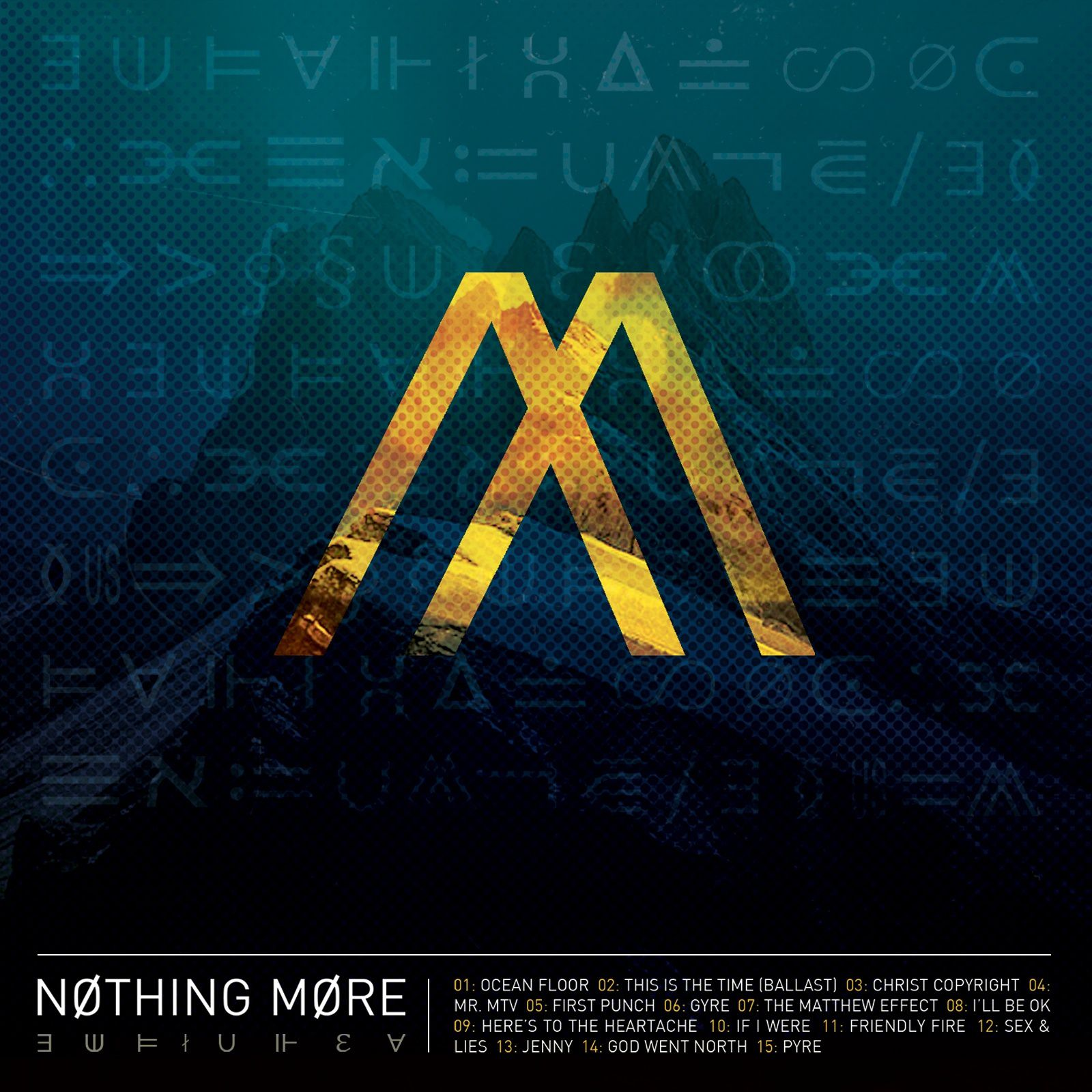 """CD review NOTHING MORE """"Nothing more"""""""