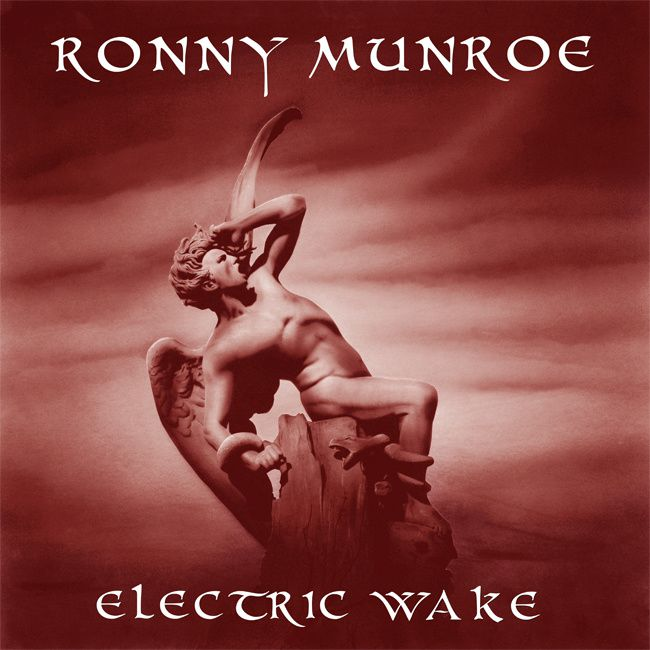 """CD review Ronny Munroe """"Electric wake"""""""