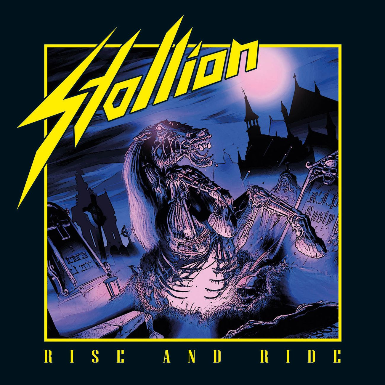 """CD review STALLION """"Rise and ride"""""""