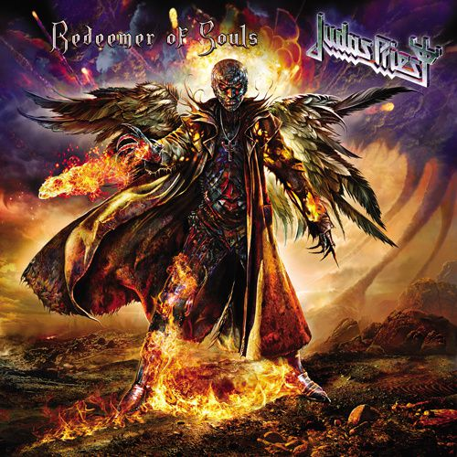 "CD review JUDAS PRIEST ""Redeemer of souls"""