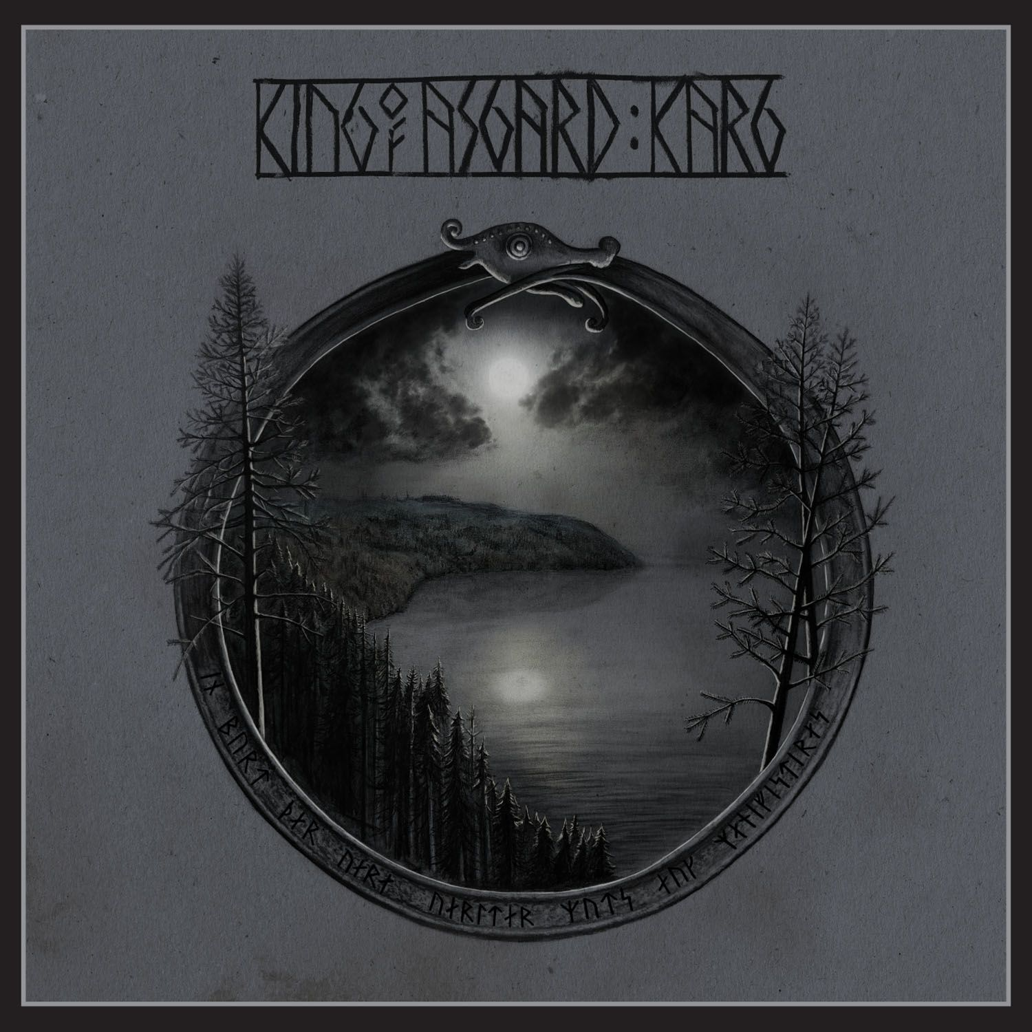 "CD review KING OF ASGARD ""Karg"""