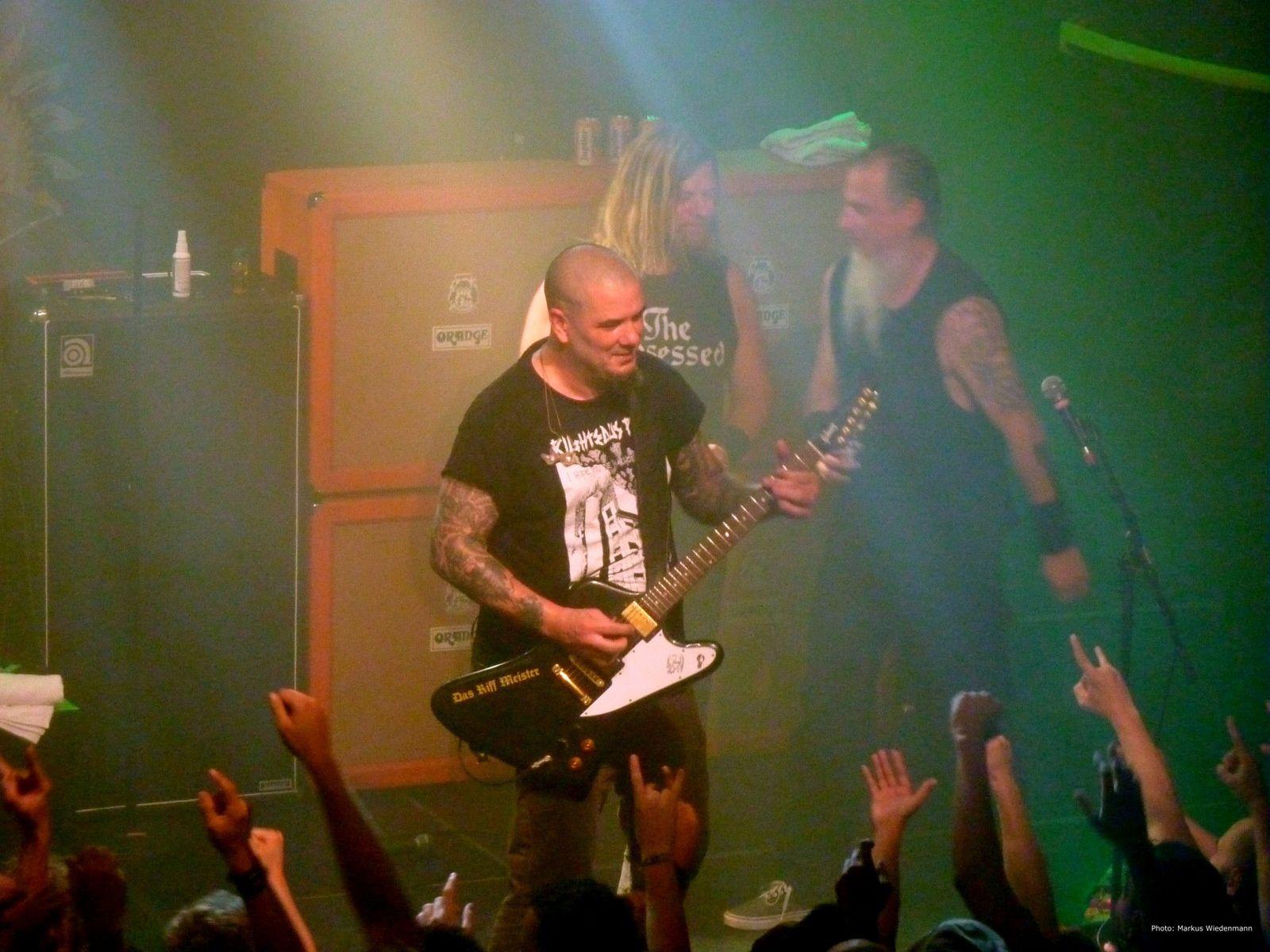Live review DOWN, Melkweg, Amsterdam, 05.08.2014