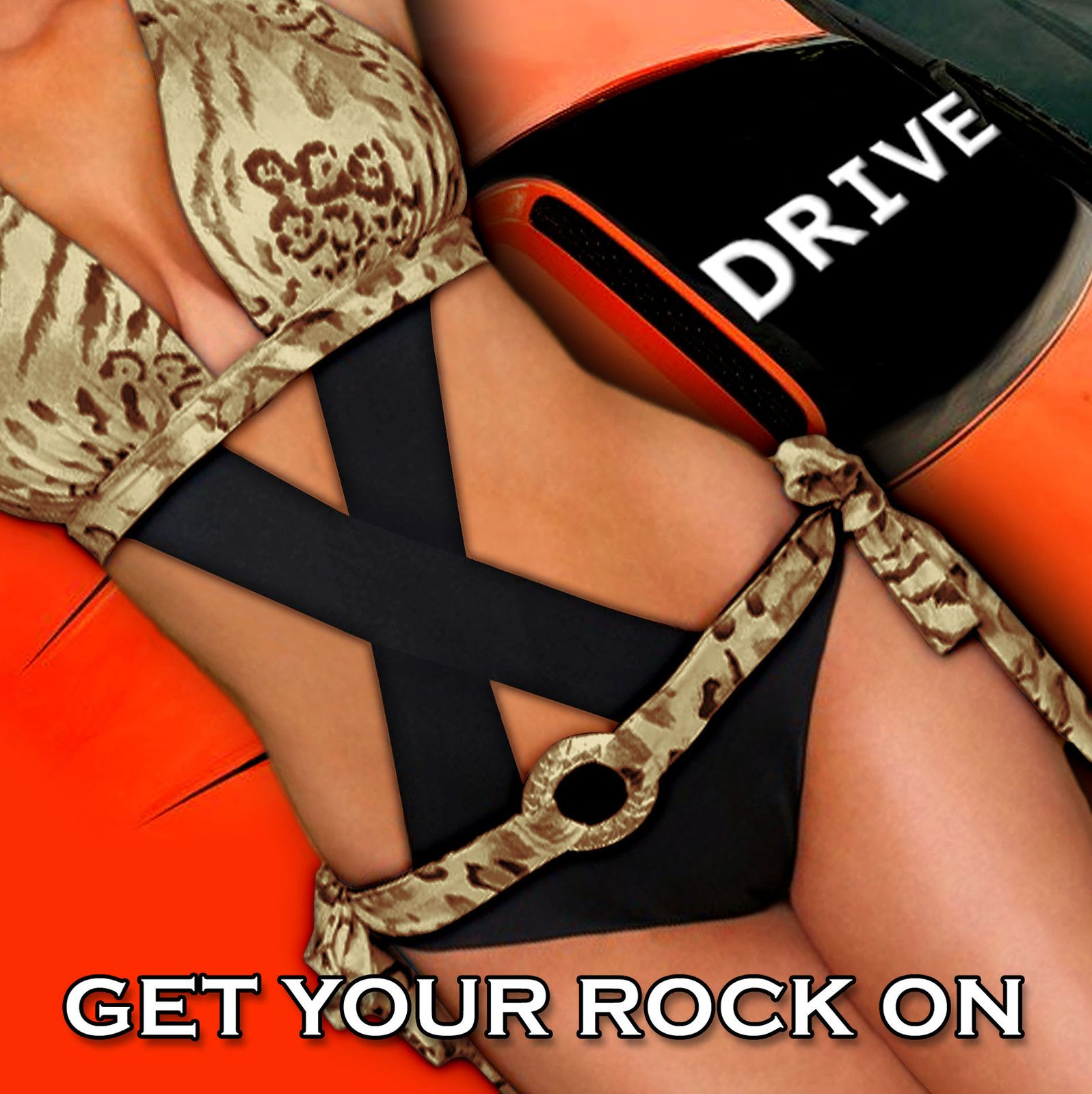 """CD review X-DRIVE """"Get your rock on"""""""