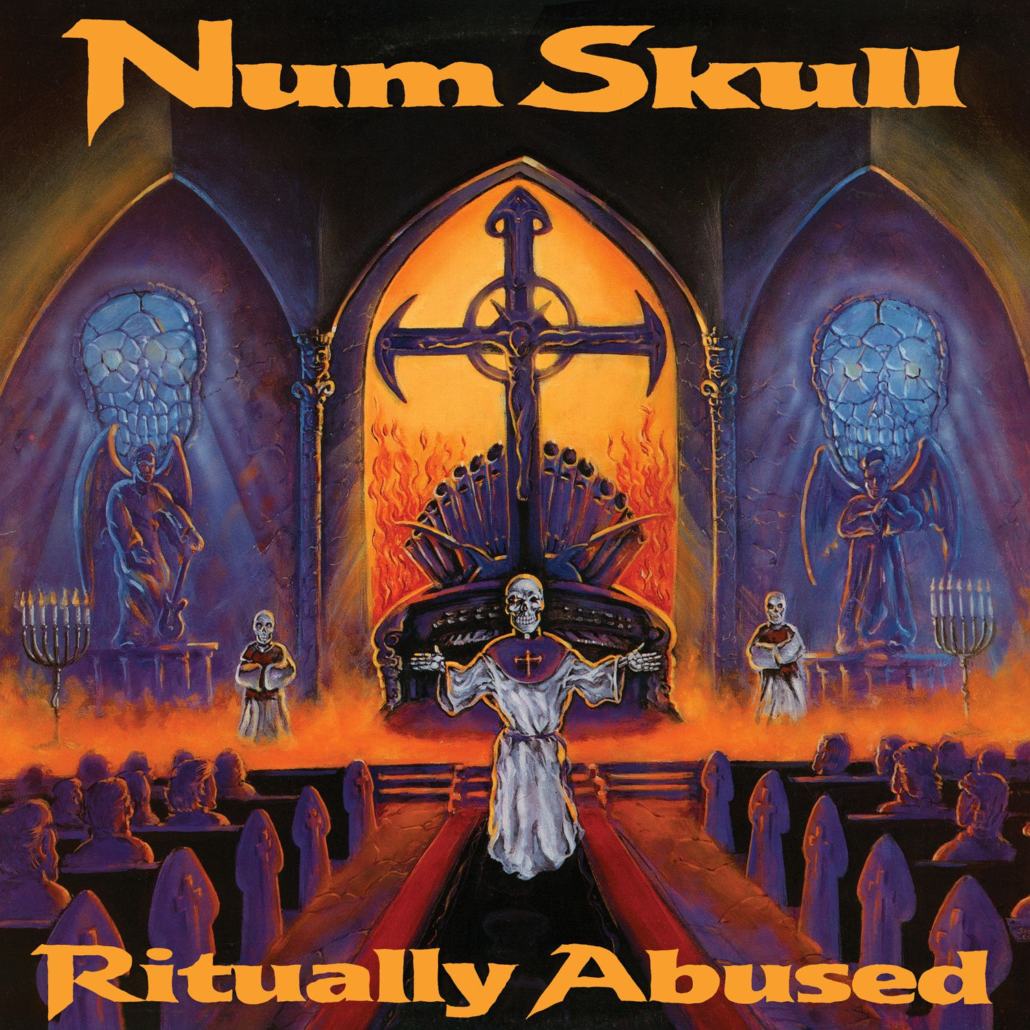 """CD review NUM SKULL """"Ritually abused"""" re-released"""