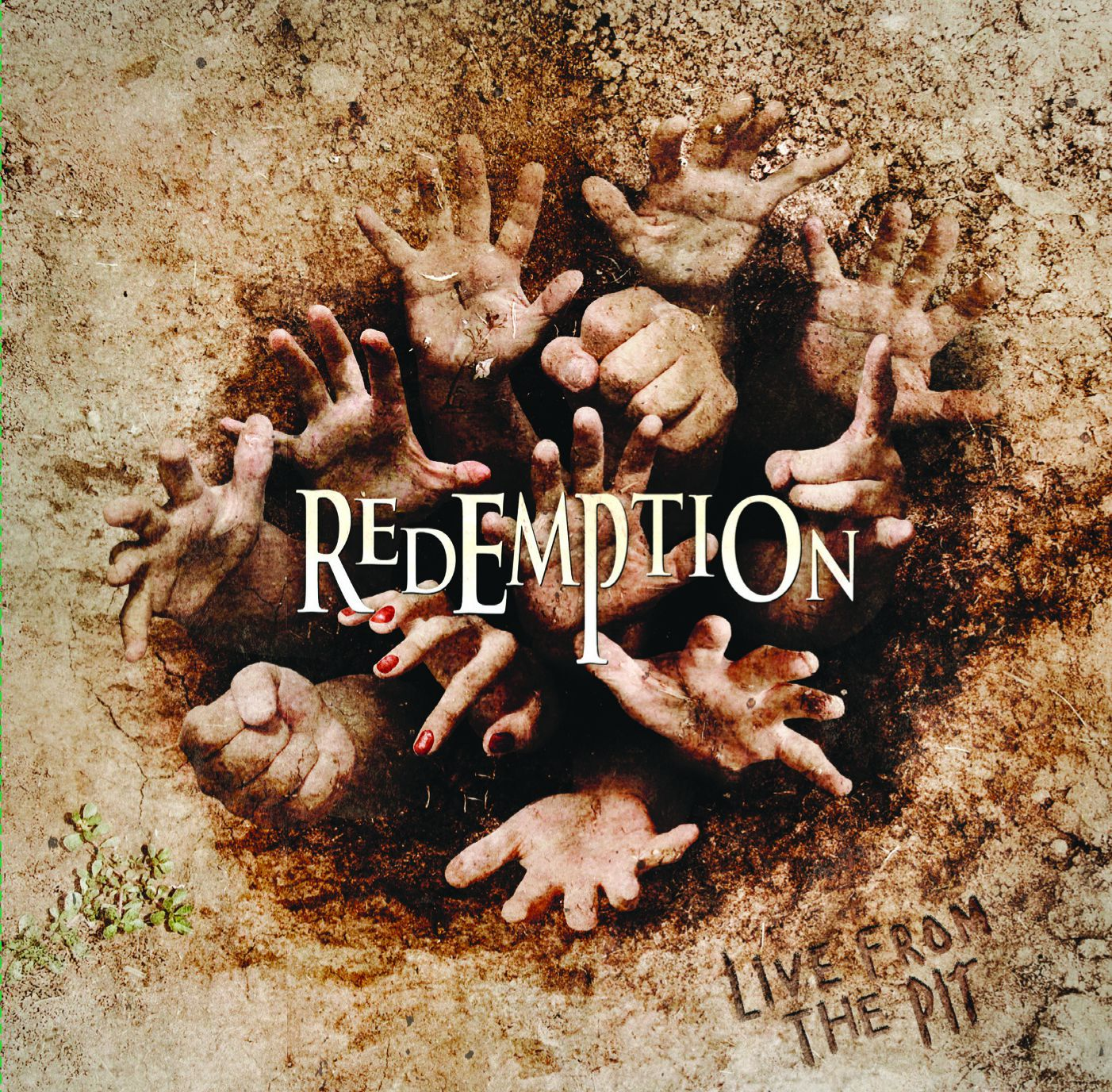 """CD review REDEMPTION """"Live from the pit"""""""