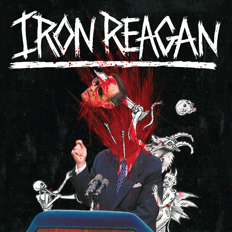 "CD review IRON REAGAN ""Tyranny of will"""