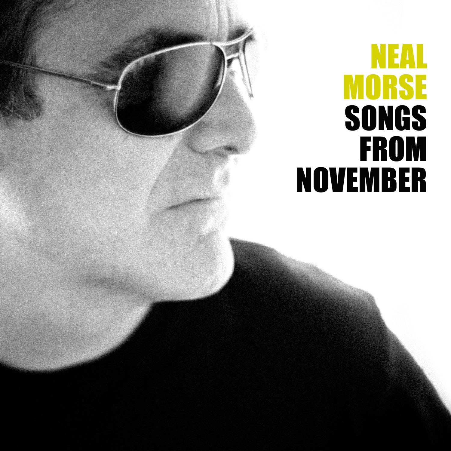 """CD review NEAL MORSE """"Songs from November"""""""