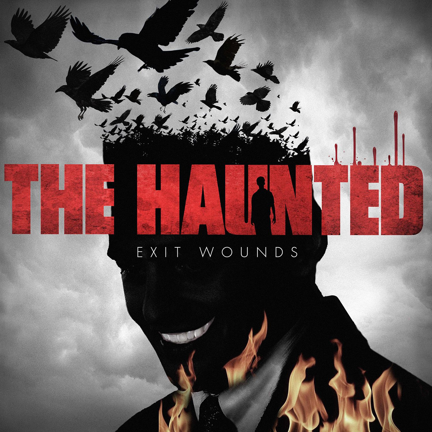 """CD review THE HAUNTED """"Exit wounds"""""""