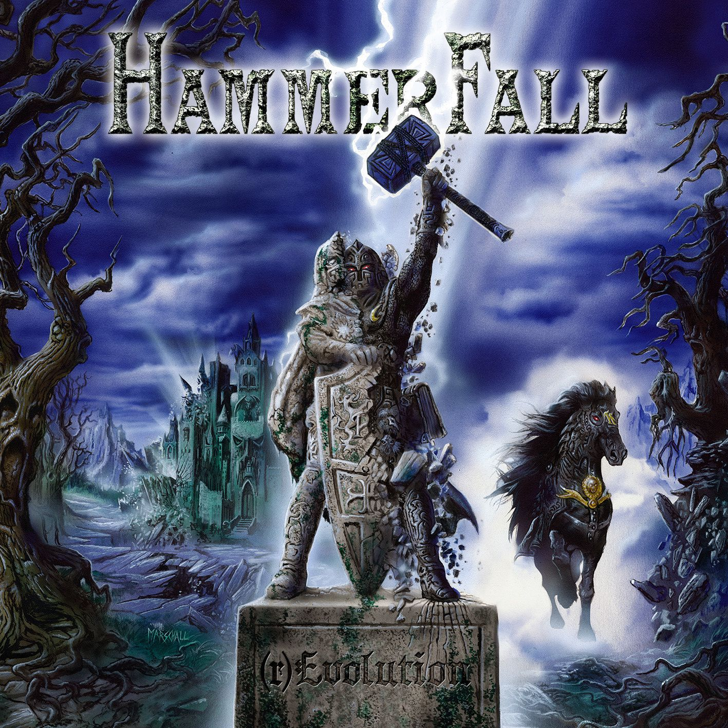 """HAMMERFALL uploaded with """"Bushido"""" a new song"""
