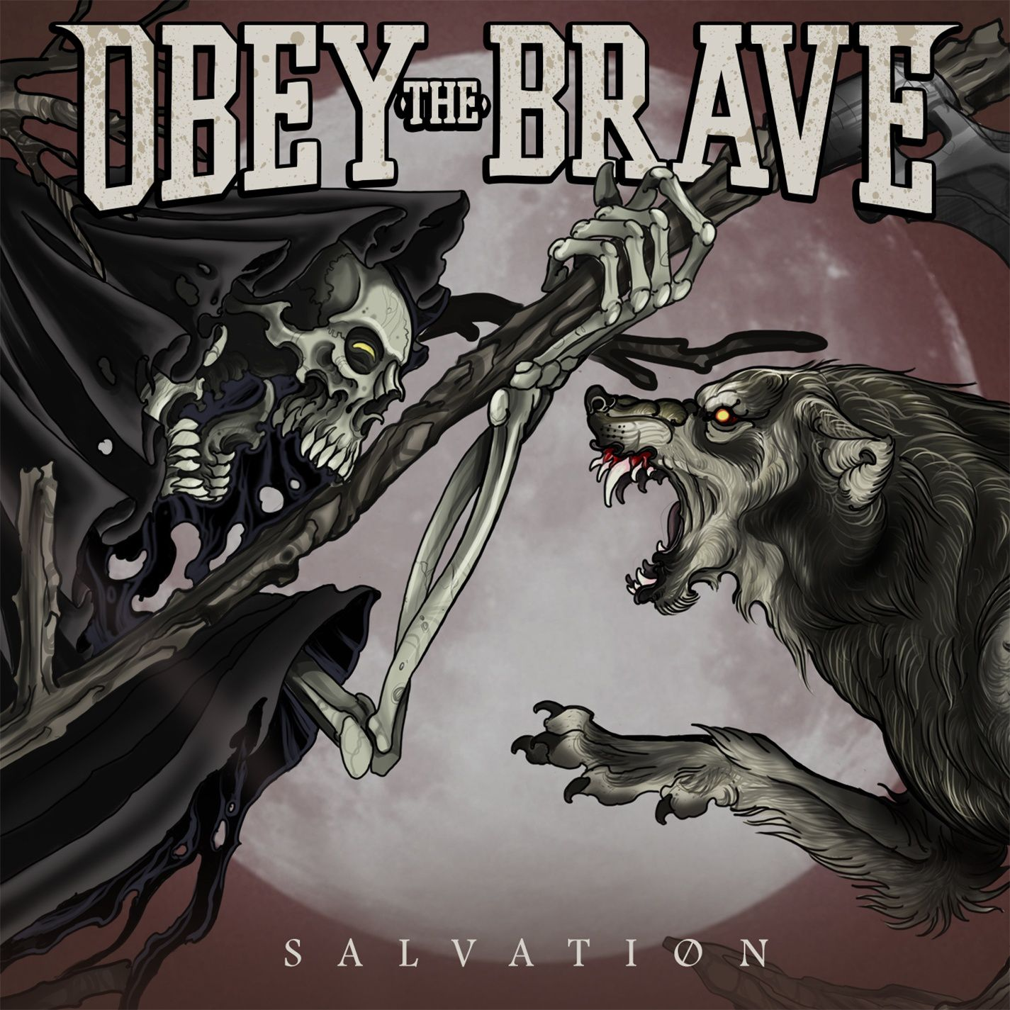 """CD review OBEY THE BRAVE """"Salvation"""""""