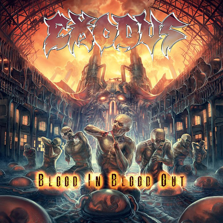 Tracklist and more info from the new EXODUS album