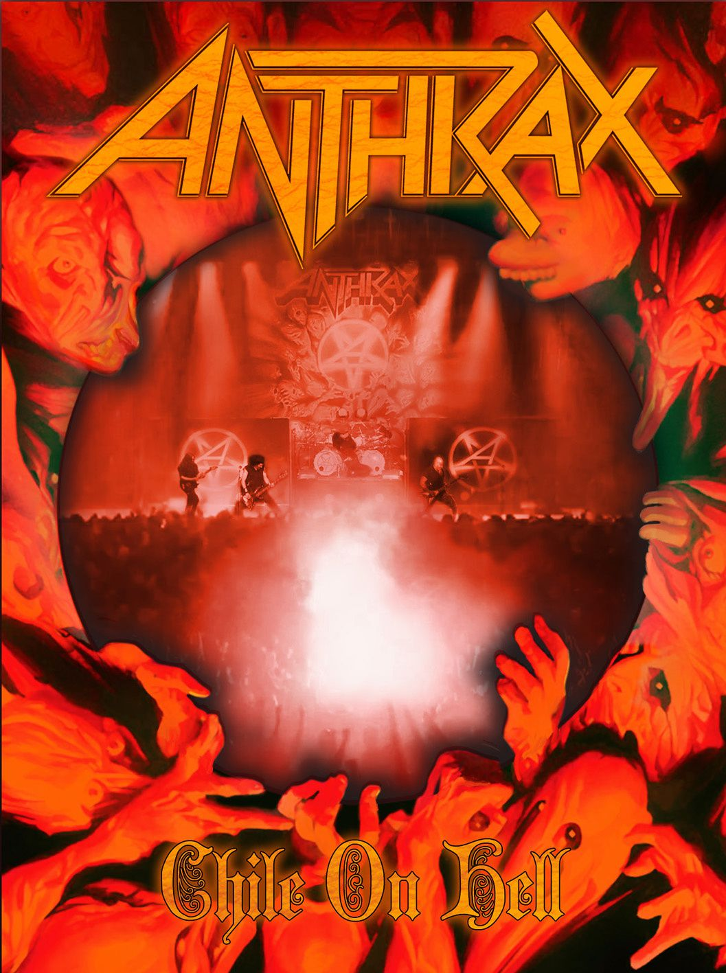 New ANTHRAX DVD in October