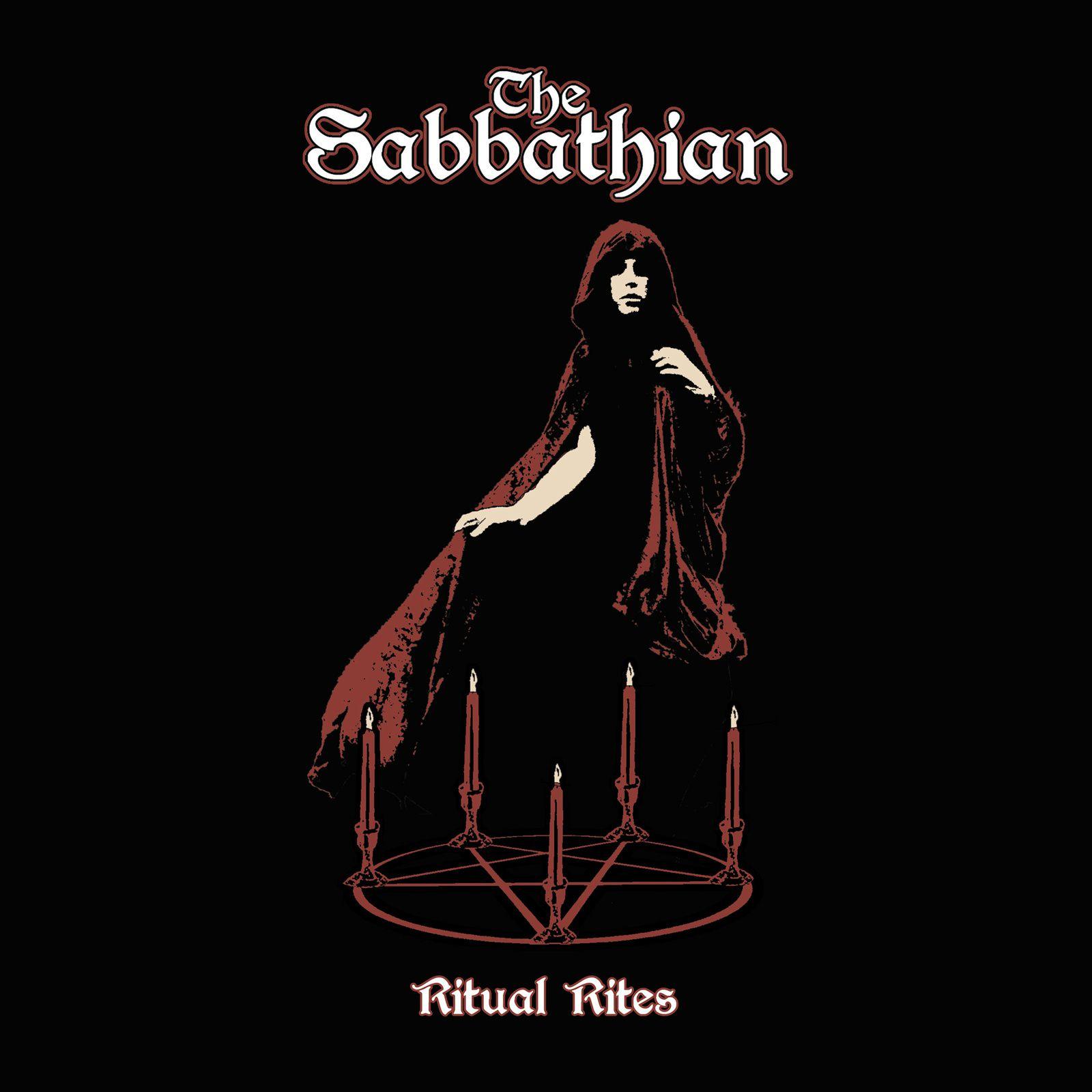 """CD review THE SABBATHIAN """"Ritual rites"""" EP"""