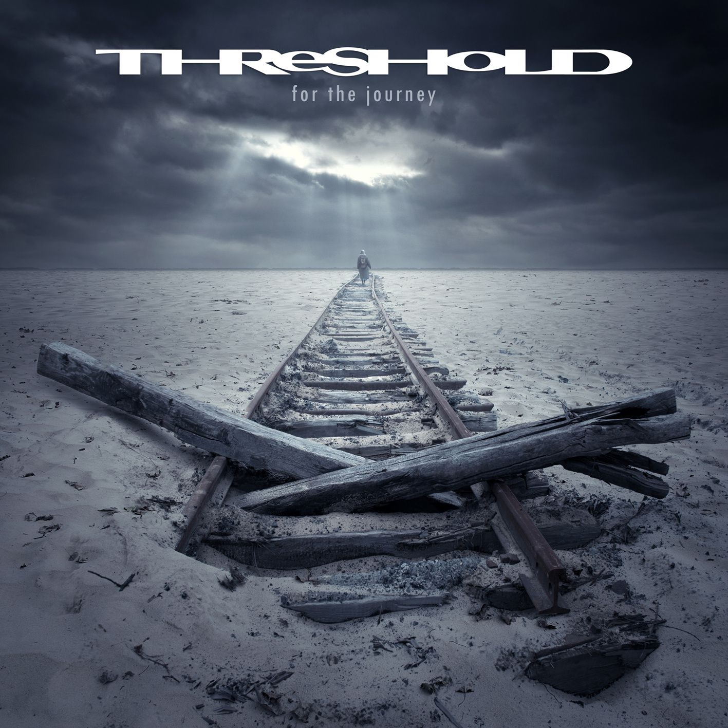 Cover & track list from new THRESHOLD album