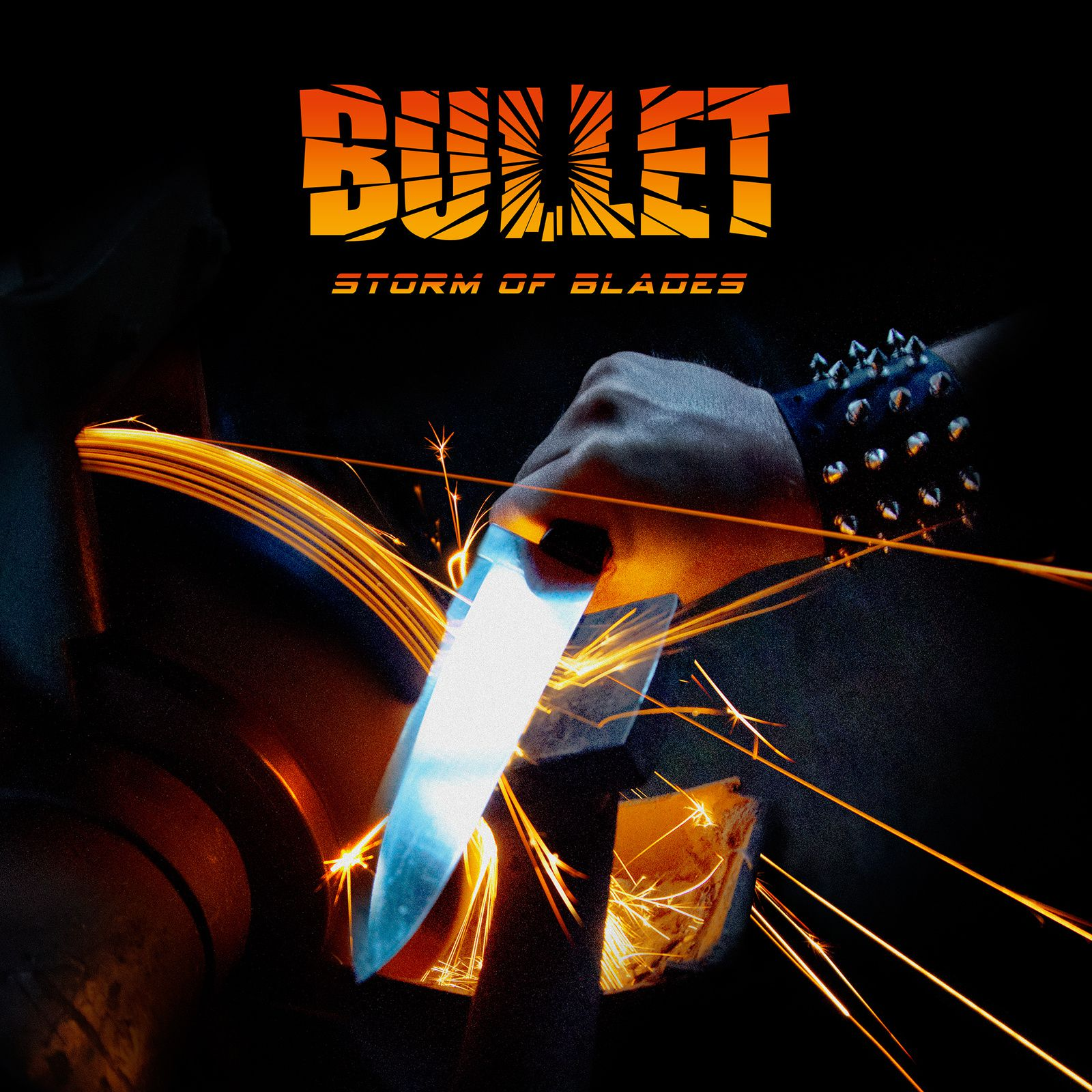 """CD review BULLET """"Storm of blades"""""""