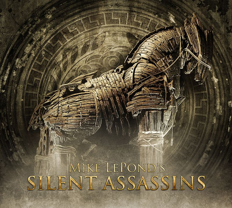 """CD review MIKE LEPOND """"Mike LePond's silent assassins"""""""