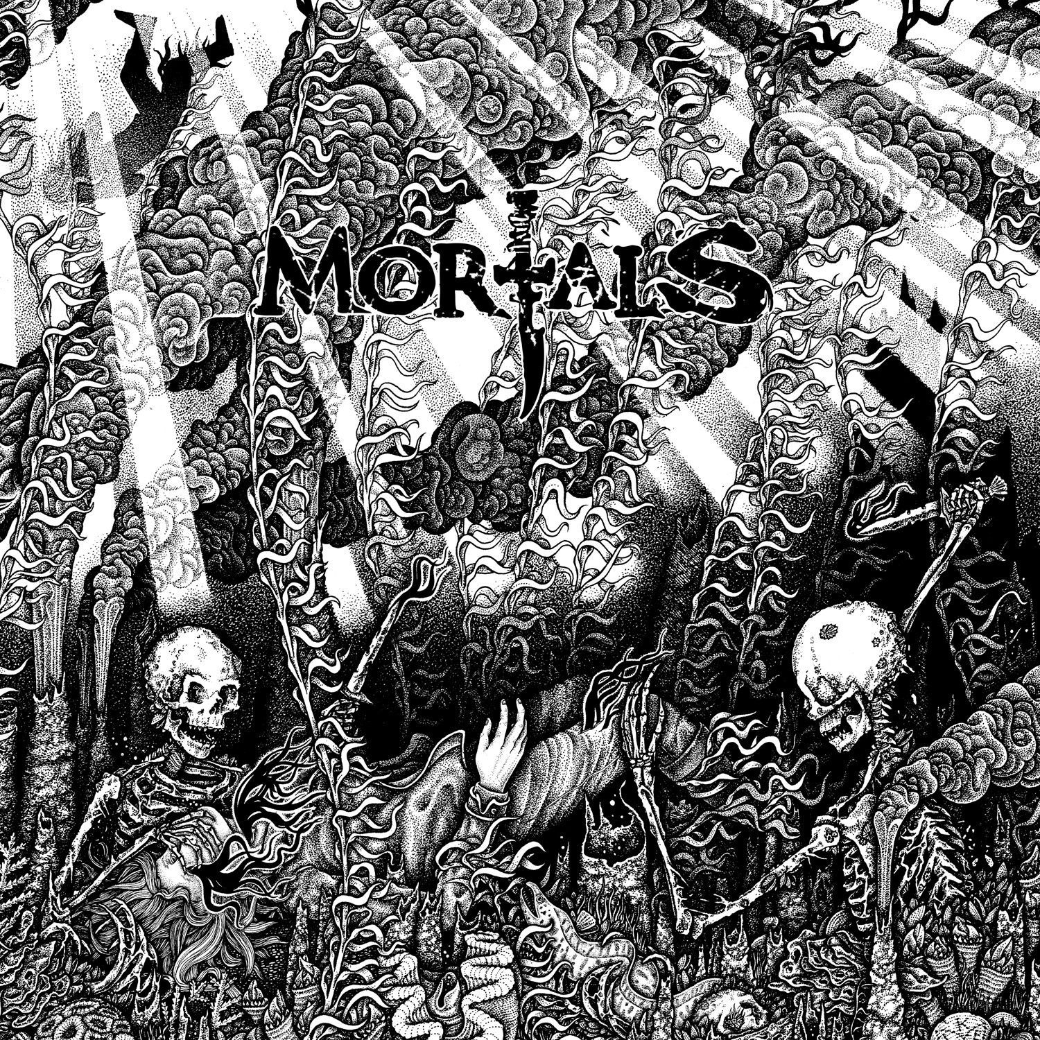 """CD review MORTALS """"Cursed to see the future"""""""