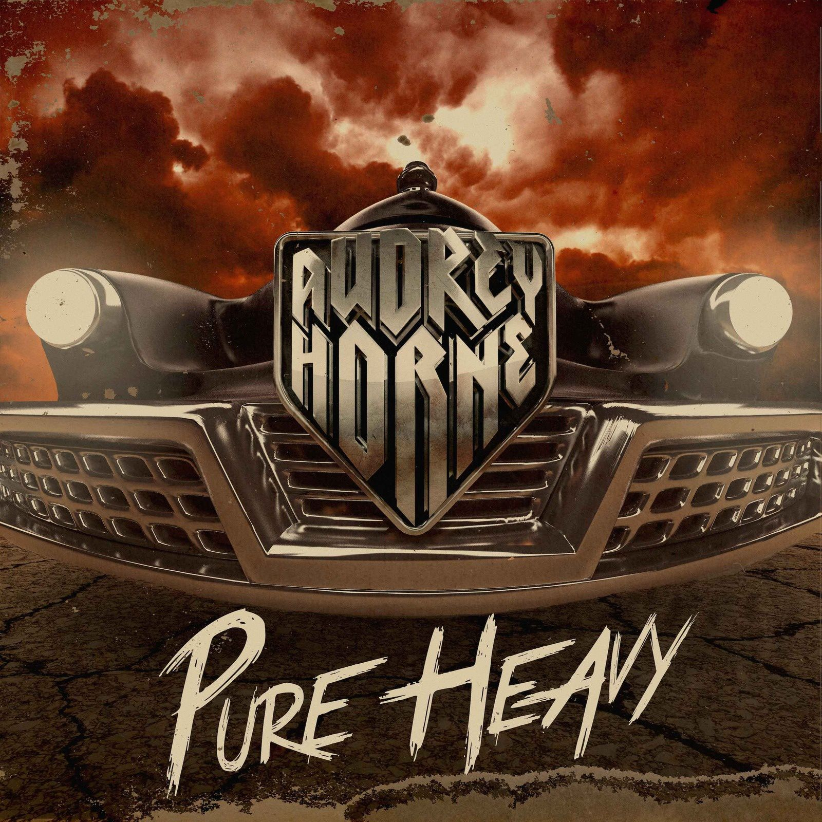 """CD review AUDREY HORNE """"Pure heavy"""""""
